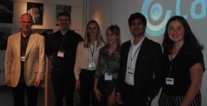 Student presenters